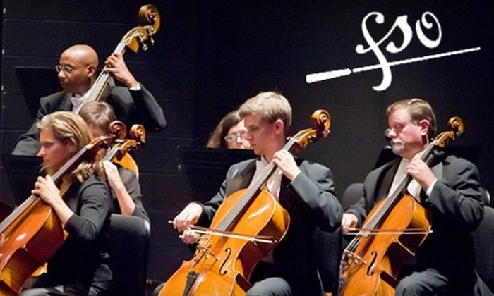 Fairfax Symphony Orchestra - Multiple Locations: $20 for One Ticket to the Fairfax Symphony Orchestra ($45 Value). Choose from Three Dates.