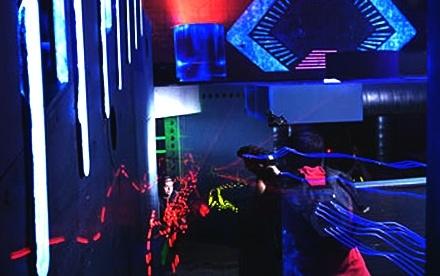 LaserNation & Ultrazone - LaserNation & Ultrazone in Sterling