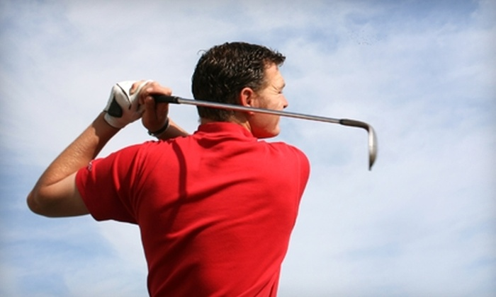 Luck Golf Course - Luck: $25 for 18 Holes of Golf and a Power-Cart Rental at Luck Golf Course
