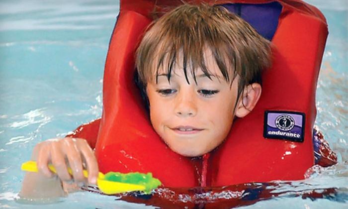 AquaCenter Swim School - Multiple Locations: Swim Classes or Lane Passes at AquaCenter Swim School