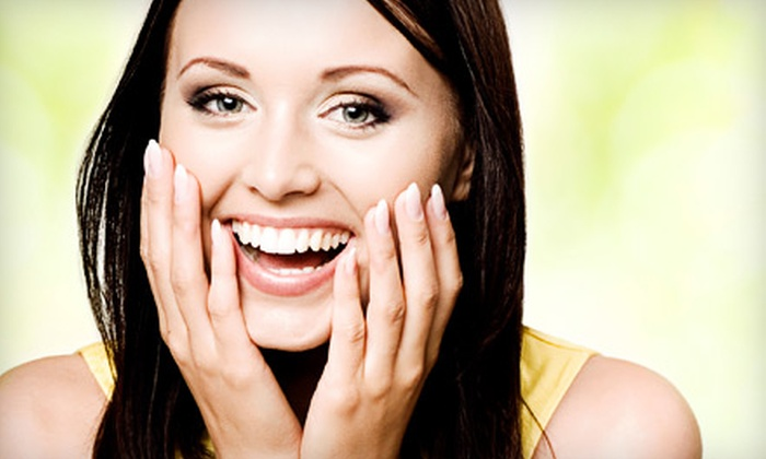 Gentle Family Dentistry - Wilmington: Dental Package with Exam, X-rays, and Cleaning or In-Office Teeth Whitening at Gentle Family Dentistry (Up to 80% Off)