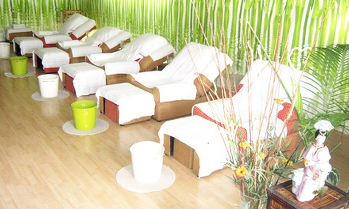 Himalaya Sen - Valley Village: $30 for a 75-Minute Reflexology Massage Package at Himalaya Sen in North Hollywood ($60 Value)