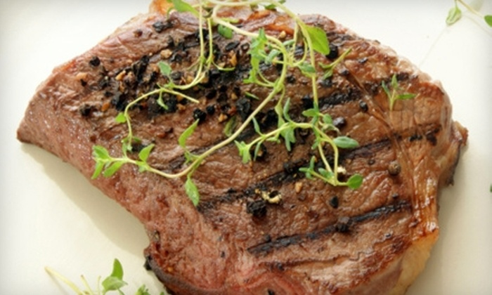 West Seventy6 Grill - Sydenham: $20 for $40 Worth of Eclectic Seasonal Fare at West Seventy6 Grill