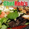 57% Off at Chef Rob's Caribbean Cafe