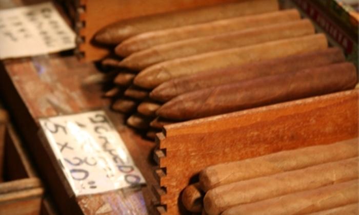 Perfecto Cigar Shop & Lounge - Arlington: $20 for $40 Worth of Cigars and More at Perfecto Cigar Shop & Lounge in Arlington