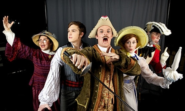 "Abilene Christian University Theatre - Abilene Heights Area: $7 for One Ticket to ""The Pirates of Penzance"" at Abilene Christian University Student Theatre ($15 Value). Two Dates Available."