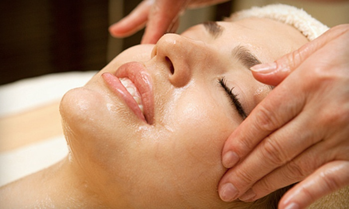 Dream Bodies/ Renewal Salon & Spa - Edmond: Microdermabrasion Treatment or One-Hour Custom Facial at Dream Bodies/ Renewal Salon & Spa in Edmond (Up to 53% Off)