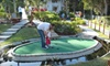 Castle Golf - Fort Myers: $23 for Mini Golf for Four at Castle Golf (Up to $46.40 Value)