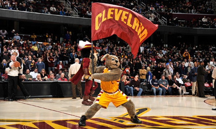 Cleveland Cavaliers - Downtown: One Ticket to Two Cleveland Cavaliers Games at Quicken Loans Arena (Up to 40% Off). Two Options Available.