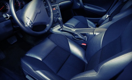 Choice of Interior Detail or Hand-Wax Detail (an $80 value) - Detail Kings in Downers Grove