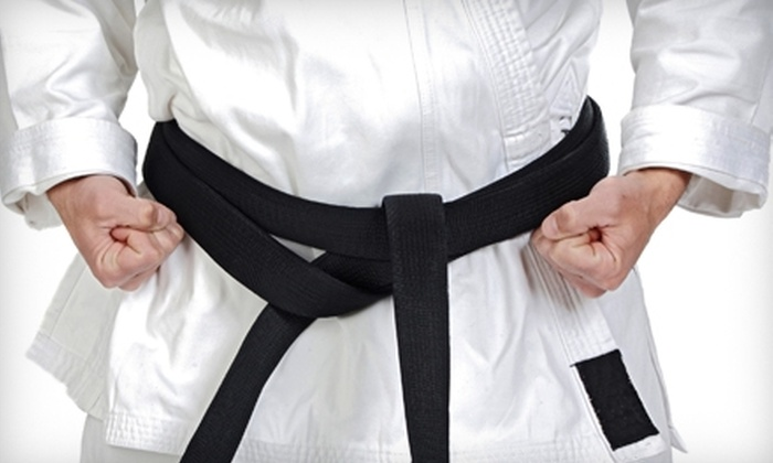 Ultimate Martial Arts & Fitness - Multiple Locations: Martial-Arts Classes at Ultimate Martial Arts & Fitness. Three Options Available.