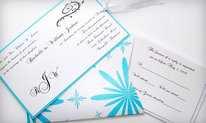 Party Place Newburgh & Invitations by DeZyne - Newburgh: $25 for $50 Worth of Custom Invitations and Party Supplies at Party Place Newburgh & Invitations by DeZyne