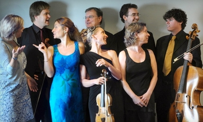 Worcester Chamber Music Society - Oakham: $25 for Two Adult Tickets to The Bohemians Presented by the Worcester Chamber Music Society (Up to $50 Value)