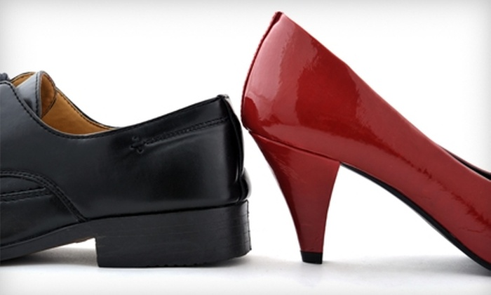 Arthur's Shoe Tree - Bay Village: $20 for $40 Toward Shoes and Accessories at Arthur's Shoe Tree