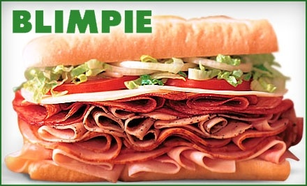 Blimpie: 8300 Gaylord Pkwy., Suite 14 in Frisco - Blimpie in Frisco