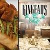 Half Off Seafood at Kinkead's Restaurant