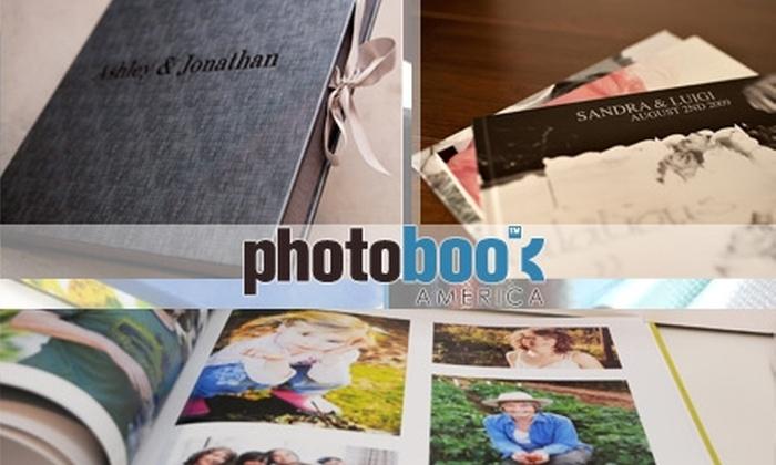 Photobook America - Louisville: $35 for $115 Worth of Keepsake Books from Photobook America
