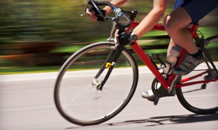 Ichi Bike - East Village: Bike Tune-Up or $25 for $50 Worth of Custom Bike Parts at Ichi Bike