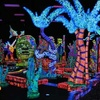 $10 for Glow-in-the-Dark Mini Golf at Putting Edge