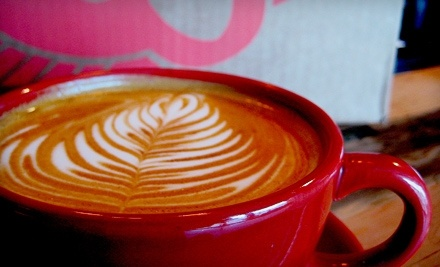 $10 Groupon to Collective Coffee - Collective Coffee in Saskatoon
