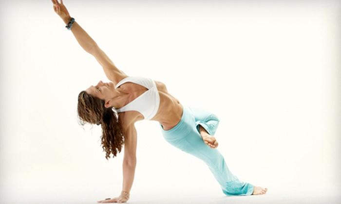 Zen Flow Yoga - Orchards Area: $25 for 20 Yoga Classes at Zen Flow Yoga in Vancouver ($240 Value)