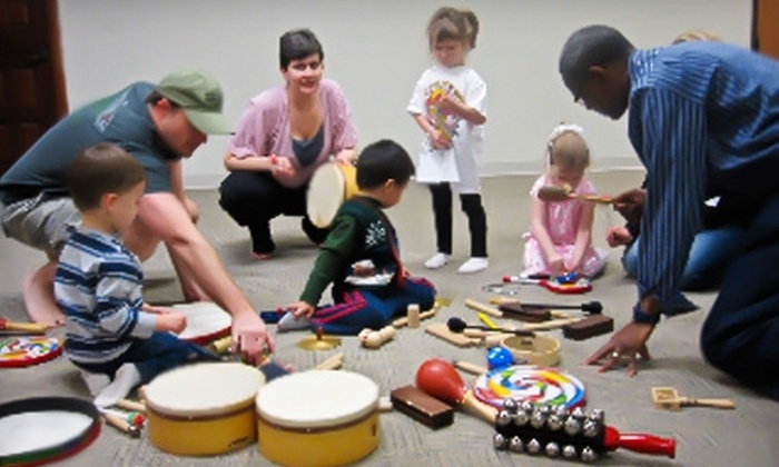 Suzuki Institute of Dallas - Richardson: $40 for Four Sessions of Kodomo Music Instruction from Suzuki Institute of Dallas in Richardson