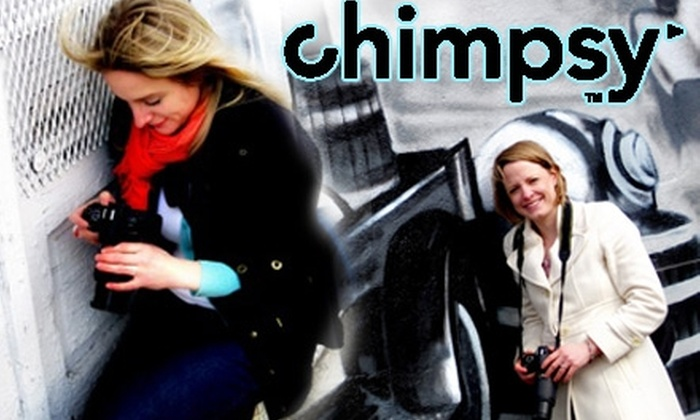 Chimpsy - Washington Park West: $54 for a Two-Hour Outdoor Photography Workshop with Chimpsy ($125 Value)