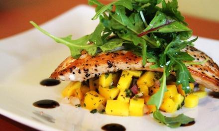 Ethiopian Cuisine at Kimi's Bistro (Up to 42% Off)
