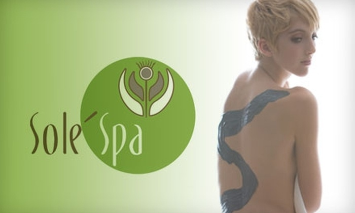 Solé Spa - Jacksonville Beach: $30 for Your Choice of Massage or Full-Body Polish at Solé Spa (Up to $65 Value)