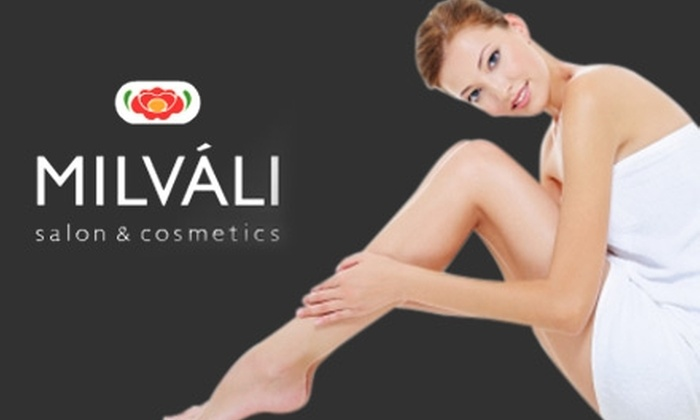 Milvali Salon & Cosmetics - Mill Valley: $20 for a Brazilian Bikini Wax from Milvali Salon and Cosmetics (Up to a $60 Value)