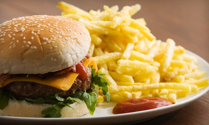 City Pub Sports Bar and Grill - Clinton Township: $10 for $20 Worth of Pub Fare and Drinks at City Pub Sports Bar and Grill in Clinton Township