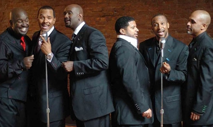 Tri-C Presents - Cleveland: $15 for One Ticket to Take 6 at PlayhouseSquare ($35 Value)