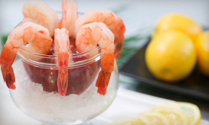 Dry Dock Café - Algiers Point: $9 for $18 Worth of Cajun Fare and Drinks at Dry Dock Café