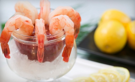 $18 Groupon to Dry Dock Cafe - Dry Dock Cafe in New Orleans
