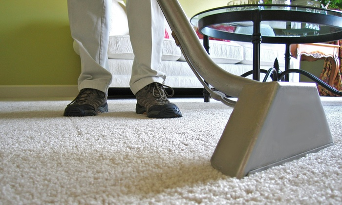 Rowell and Sons Carpet Cleaning - Salt Lake City: $49 for a Deep-Steam Carpet Cleaning for Three Rooms from Rowell and Sons Carpet Cleaning ($99 Value)