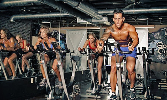 Go Cycle Studios - Rochester: $29 for Five Spin Classes at Go Cycle Studios ($65 Value)