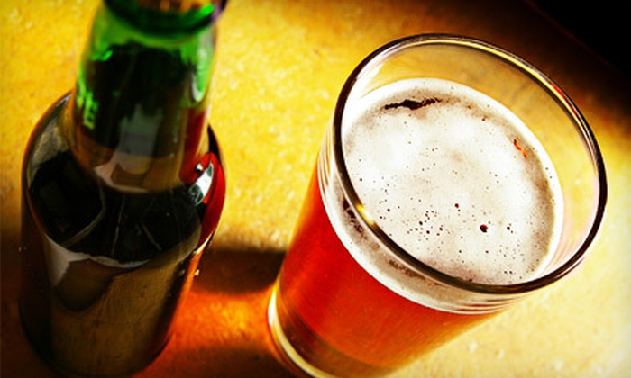 Saratoga Beer Summit - Saratoga City Center: $10 for Four Food or Drink Samples and Commemorative Glass at Session One of Saratoga Beer Summit (Up to $20 Value)