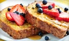 Mansfield General Store - Highland Park: $10 for a Brunch Buffet for Two at The Mansfield General Store in Mansfield Center ($20 Value)