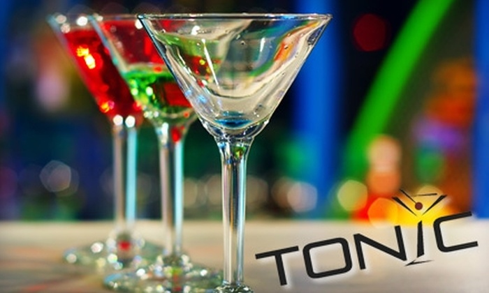 Tonic - Chandler: $15 for $30 Worth of Appetizers and Drinks at Tonic in Chandler