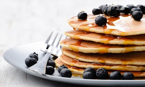 Pancake Circus: $12 for $20 Worth of American Breakfast and Lunch Monday–Saturday at Pancake Circus