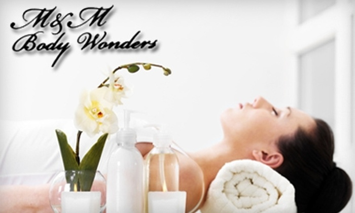M & M Body Wonders - Pharr: $50 for a 60-Minute Integrated Massage ($100 Value) or $27 for a Mani/Pedi ($55 Value) at M & M Body Wonders