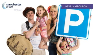 Official Manchester Airport Parking: Eight or Fifteen Days Official On-Site Long Stay Airport Parking at Manchester Airport (Up to 37% off)