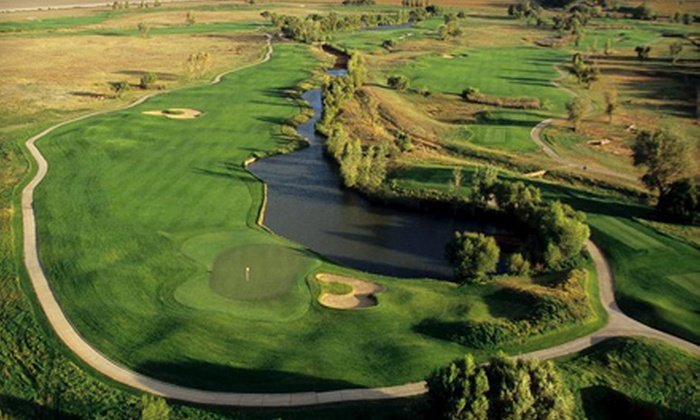 Stevinson Ranch Golf Club - Livingston-Delhi: $79 for a Golf Outing for Two at Stevinson Ranch Golf Club (Up to $160 Value)
