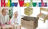 Hollow Woodworks - St Louis: $30 for $60 Worth of Handcrafted Woodworks at Hollow Woodworks