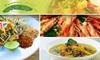 Banana Leaf Thai Cuisine - Multiple Locations: $15 for $35 Worth of Thai Cuisine at Banana Leaf