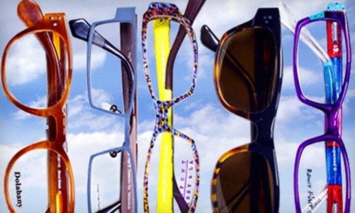 Optical Alternatives - Fairfield County: $10 for $100 Worth of Eyewear at Optical Alternatives