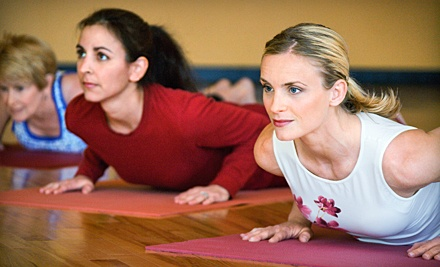 10 Yoga and Pilates Classes - Yogacara Studios in Kitsilano