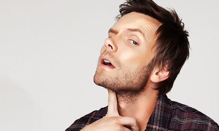 Joel McHale - The Venue at Horseshoe Casino: Joel McHale at The Venue at Horseshoe Casino on Friday, April 10, at 8 p.m. (Up to 35% Off)