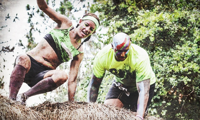 Mud Titan - Improvement League of Plant City: Entry for One or Two to The Mud Titan 5K on Saturday, December 7 (Up to 51% Off)