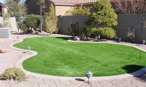 Tucson Turf: 45, 105, or 150 Square Feet of Artificial Grass from Tucson Turf (Up to 64% Off)